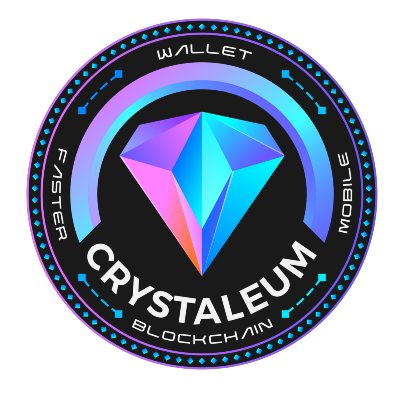 Crystaleum official mining pools